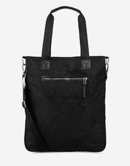 Y-3 - Grosse Stofftasche