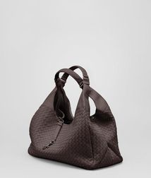 Shoulder or hobo bag BagsLeatherWhite Bottega Veneta®