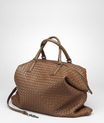 Top Handle BagBagsNappa leatherRed Bottega Veneta