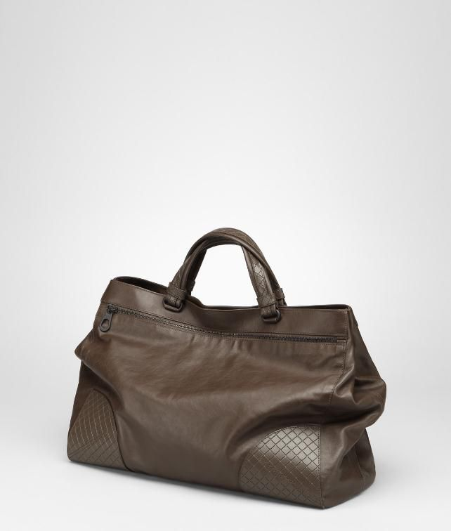 Light Calf Scolpito Tote