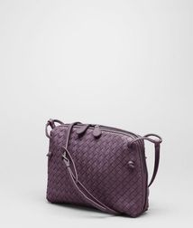 Messenger BagBagsNappa leatherPurple Bottega Veneta
