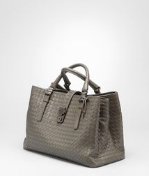 Top Handle BagBagsCalf-skin leatherRed Bottega Veneta