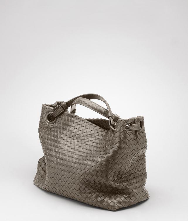 Ebano Intrecciato Nappa Bag