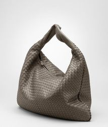 Shoulder or hobo bag BagsLeatherBrown Bottega Veneta