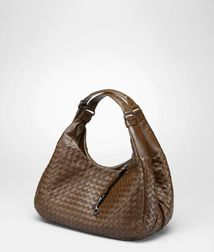 Shoulder or hobo bag BagsNappa leatherRed Bottega Veneta