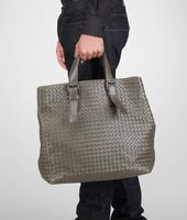 Bottega Veneta® Light Calf Tote