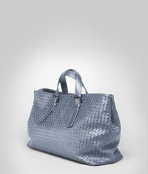 ToteBagsLeatherBrown Bottega Veneta