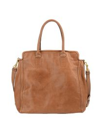 CARSHOE - Large leather bag