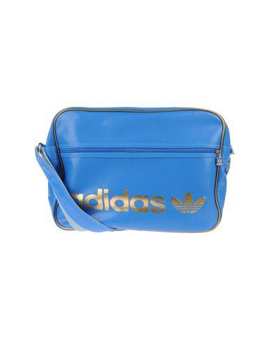 ADIDAS - Large leather bag