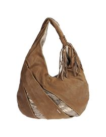 VIC MATIE' - Large leather bag