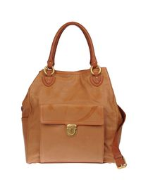 MARC JACOBS - Large leather bag