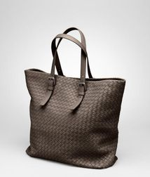 Tote BagBagsNappa leatherRed Bottega Veneta