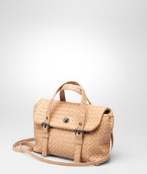 Top Handle BagBagsNappa leatherPink Bottega Veneta®