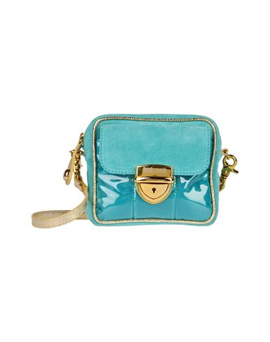 JUST CAVALLI - Small leather bag