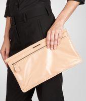 Setasettanta Leather Clutch
