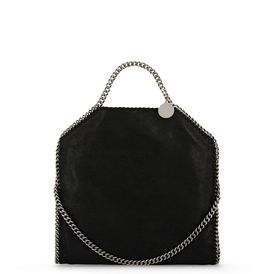 STELLA McCARTNEY, Shoulder Bag, Falabella Shaggy Deer Fold Over Tote