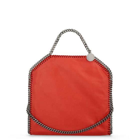 Stella McCartney, Falabella Shaggy Deer Fold Over Tote 