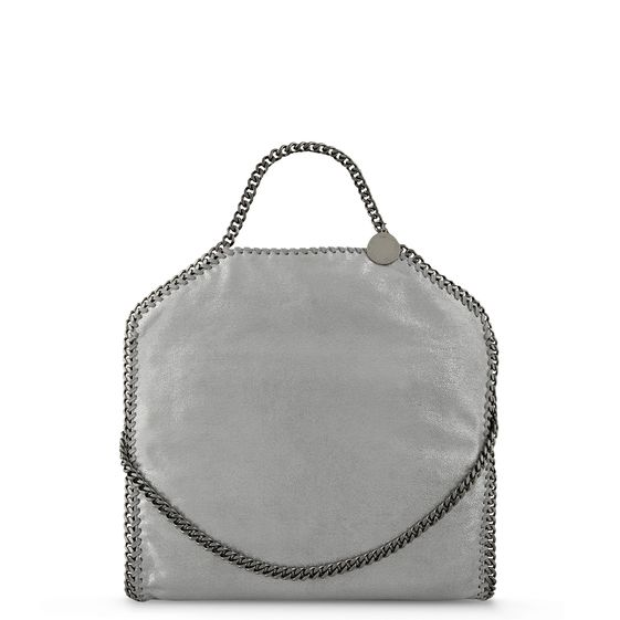 Stella McCartney, Fourre-tout pliable Falabella en chamois