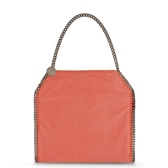 Stella McCartney, Tote Bag Piccola Falabella in Daino Ruvido