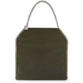 STELLA McCARTNEY, Tote, Falabella Shaggy Deer Big Tote 