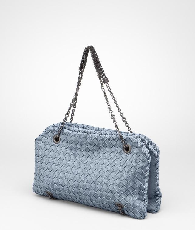 Intrecciato Jersey Duo Bag