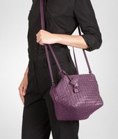 Bottega Veneta® Intrecciato Nappa Cubo Cross Body Bag