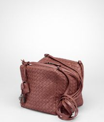 Crossbody bagBagsLeatherRed Bottega Veneta
