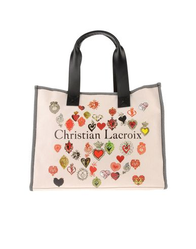 CHRISTIAN LACROIX - Large fabric bag