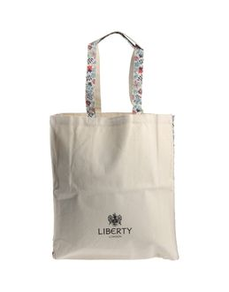 Large fabric bags - LIBERTY LONDON