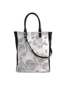 PIERRE BALMAIN - Large fabric bag