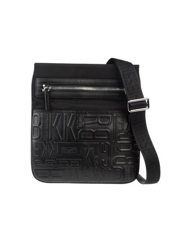 BIKKEMBERGS - Medium leather bag