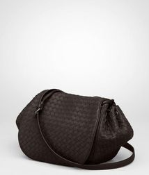 Crossbody bagBagsNappa leatherBrown Bottega Veneta