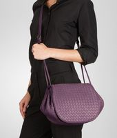 Bottega Veneta® Intrecciato Nappa Cross Body Bag