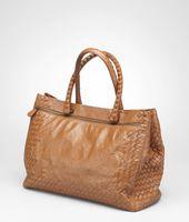 Intrecciato Nappa Memory Bag
