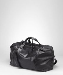 Holiday or weekend bagTravelCalf-skin leatherBlack Bottega Veneta