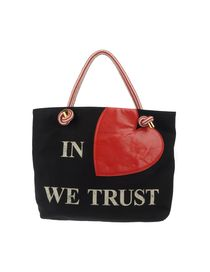 MOSCHINO CHEAPANDCHIC - Large fabric bag