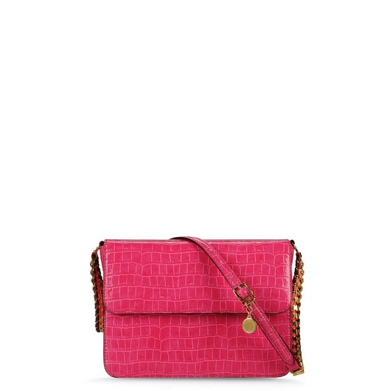 Stella McCartney, Moc Croc Grace Bag 