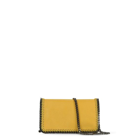 Stella McCartney, FALABELLA CROSS BODY SHAGGY DEER