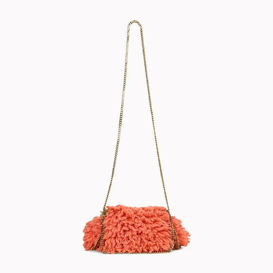 Stella McCartney, Wool Falabella Cross Body Bag