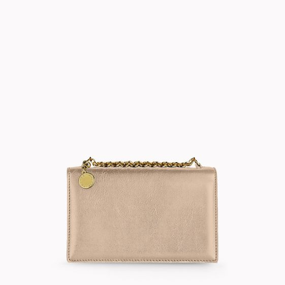 Stella McCartney, Grace Faux Leather Clutch