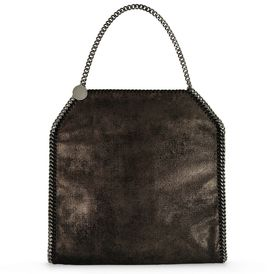 STELLA McCARTNEY, Tote bag, Grand fourre-tout Falabella en chamois
