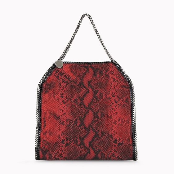 Stella McCartney, Falabella Python Large Tote