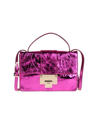 JIMMY CHOO LONDON - Small leather bag