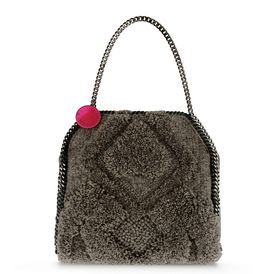 STELLA McCARTNEY, Tote, Itsy Bitsy Falabella Tote  