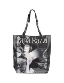 PAPÀ RAZZI - Large fabric bag