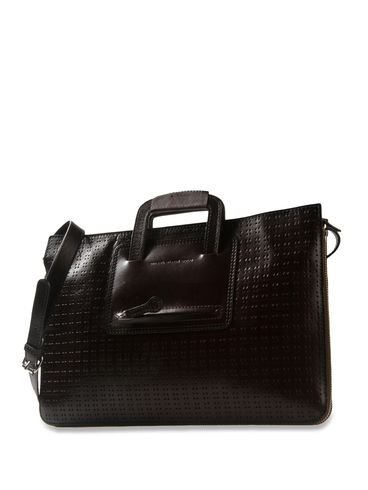 DIESEL BLACK GOLD - Attaché case - WALT-BC