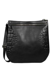 Large leather bag - JIL SANDER