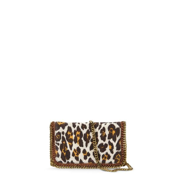 Stella McCartney, Falabella Leopard Print Cross Body Bag
