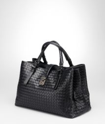 Top Handle BagBagsLeatherBrown Bottega Veneta®