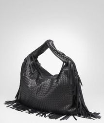 Shoulder or hobo bag BagsNappa leatherBlack Bottega Veneta®